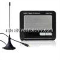 digital TV receiver for Japan and Brazil, standard for car