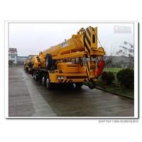 2008 TADANO Used Truck Crane (GT-550E 55T)