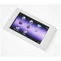 3.0 Touch Panel MP4 Player with G-sensor