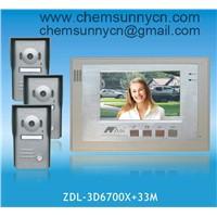7'' Colour Video Doorphone System