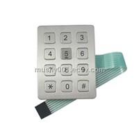 ATM Pin Pad