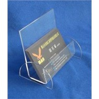 Acrylic Business Card Case