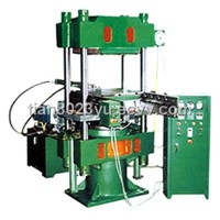 Auto Push-Out Mould Press