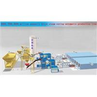 Automatic Brick Moulding Machine