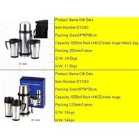 Bottle&Mugs Promotion Gift Set