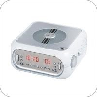 CD Player with Dual Alarm