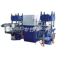 Duplex Full Automatic Hydraulic Press