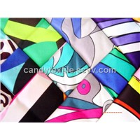 FDY PRINTED KNITTING FABRIC