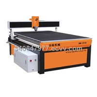 GM-S1212 double nose advertise engraving machine