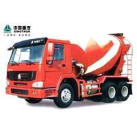HOWO Concrete Mixer Truck / Concrete Truck