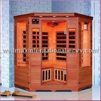Infrared Sauna Room 4CD