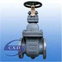 JIS  Marin Cast Iron Gate Valve
