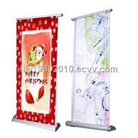 Luxury Electric Scrolling Roll Up Banner Model 19