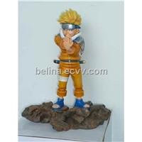 Naruto PU Figures