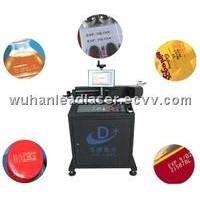 Online fly laser marking machine series