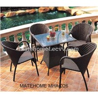 Outdoor Dining Set (MHA-026B)