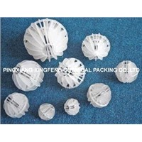 Polyhedral Hollow Ball Packing