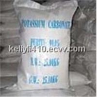 Potassium Carbonate (K2CO3)