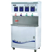 RO-100A-I Hot And Ice Water Vending Machine