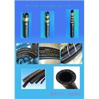 SAE/DIN High Pressure Rubber Hose