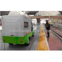 SXJX1000QX High Pressure Smudge Cleaning Vehicle