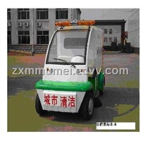 SXQS-4 Electric Road Sweeper