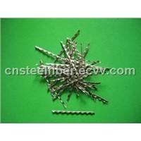 Slit Sheet Ripple Carbon Steel Fiber