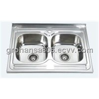 Stainless Bar Sink (GH-813)