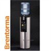 Stainless steel water dispenser/water cooler by compressor cooling (SS011)