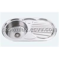 Stone Bathroom Sinks (GH-809)