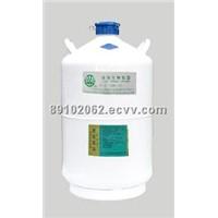 Storing Liquid Nitrogen Conatainer