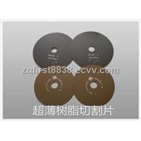 Ultra-Thin Resinoid Cut-Off Disc