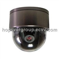 Vandalproof Dome CCD Camera