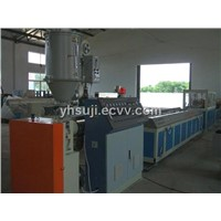 WPC Production Line Extruder