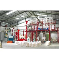Wheat Flour Mill Equipment Food Processing Machinery Flour Mills