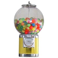 Candy Vending Machine with 25cm PC Globe