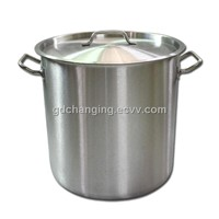 Commercial Stainless Steel stock Pots