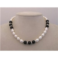 Fashion Necklace,Freshwater Pearl