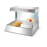 French Fries Display Warmer