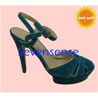lady leather shoes lady sandals