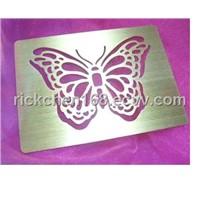 Laser Cut Metal Crafts