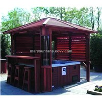 Outdoor Spa Arbor (SR 889)