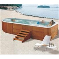 Outdoor Swimming Spa (L-8803)