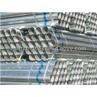 steell galvanized pipe