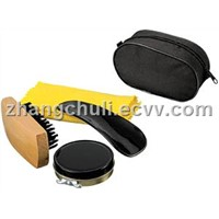 Trave Shoe Shine Kit