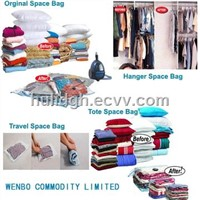 Vacuum Sealed Storage Bags for Beddings