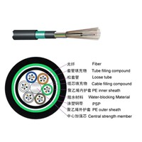 Stranded Loose Tube Armored Cable