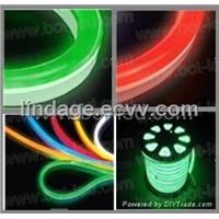 led flex neon with color jacket, LED Multicolor Neon Flex
