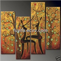 Abstract Painting,Group Painting