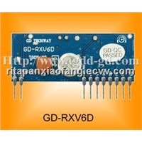 ASK Receiver Module  GD-RXV6D